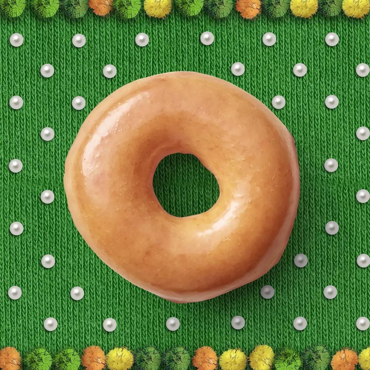 Free krispy kreme doughnut in 2021 krispy kreme doughnut