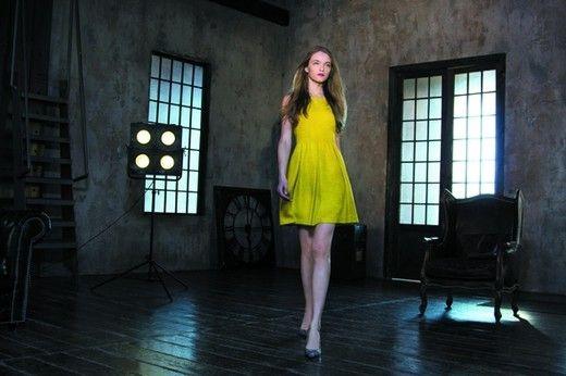 Kozue Akimoto Kicks-Off MAX&Co. Vlada @ Corolla Dress Campaign