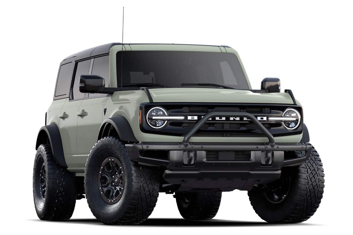 2021 Ford® Bronco First Edition SUV Model Detail & Specs