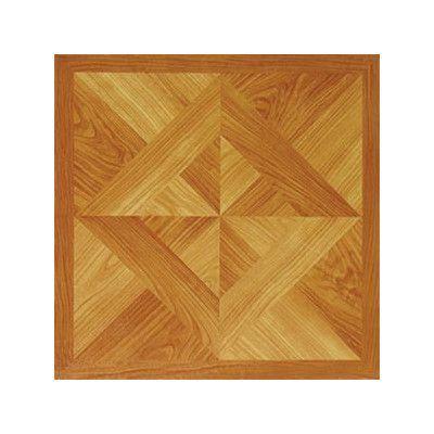 Home Dynamix 12 X 12 Luxury Vinyl Tile In Light Wood Diamond