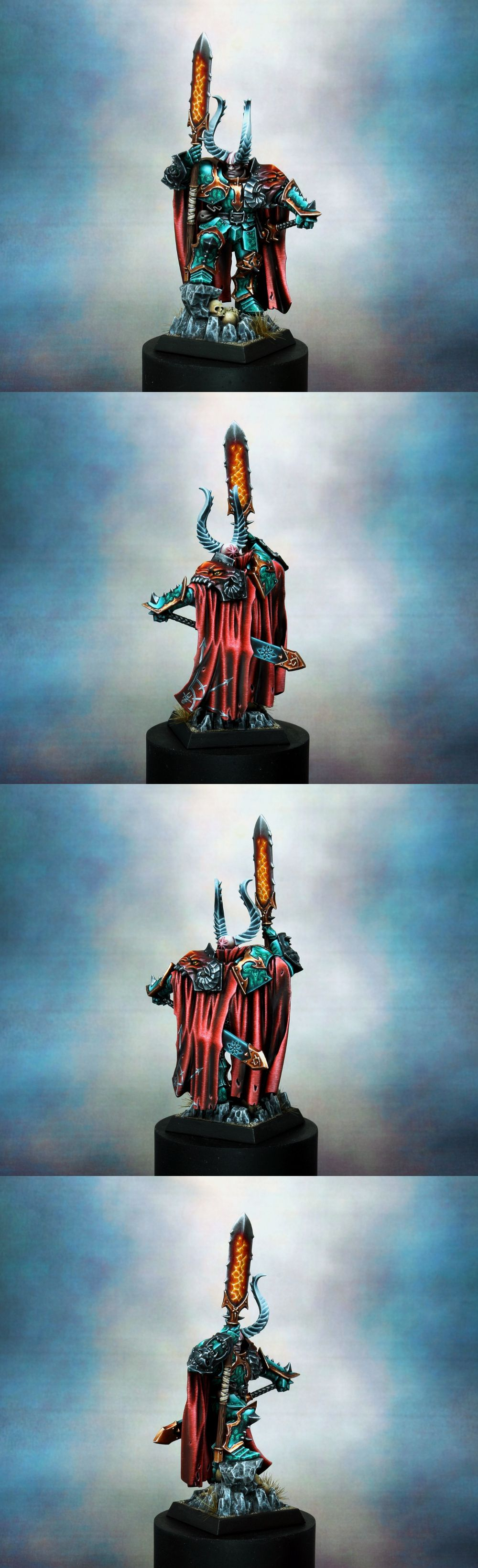 Warriors of Chaos Lord.