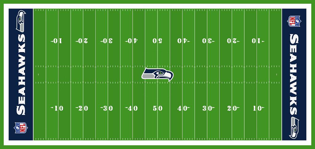 Pin By Chris Basten On Football Fields Seattle Seahawks Seahawks Football Field