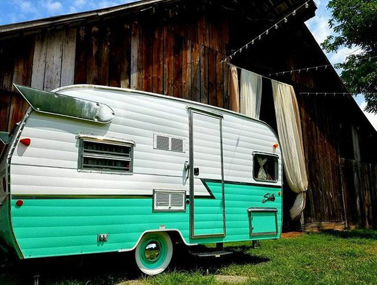 Visit our webpage for information on how to rent a retro
