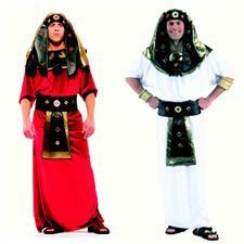 King Of Egypt Adult Costume.