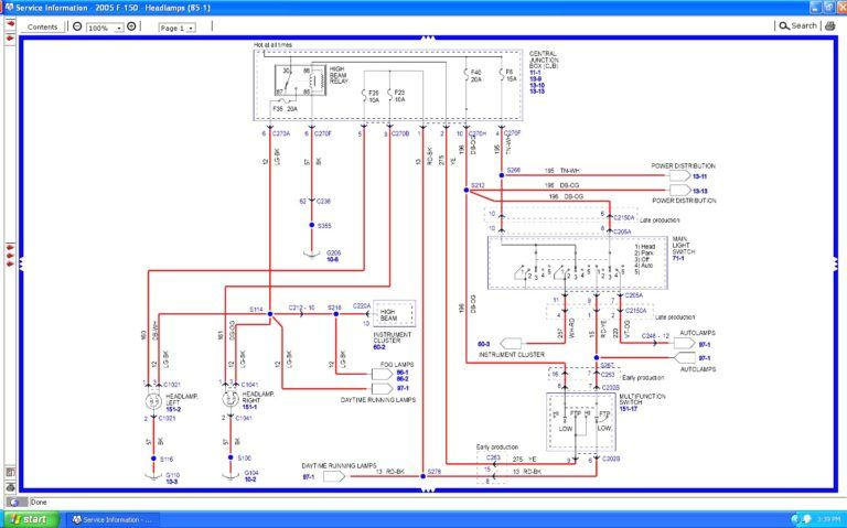 2011 Ford F150 Radio Wiring Diagram 2011 Ford F150 Ford F150 Ford F250