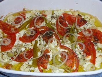 Photo of Schafskäse gegrillt – mediteran – Rezept
