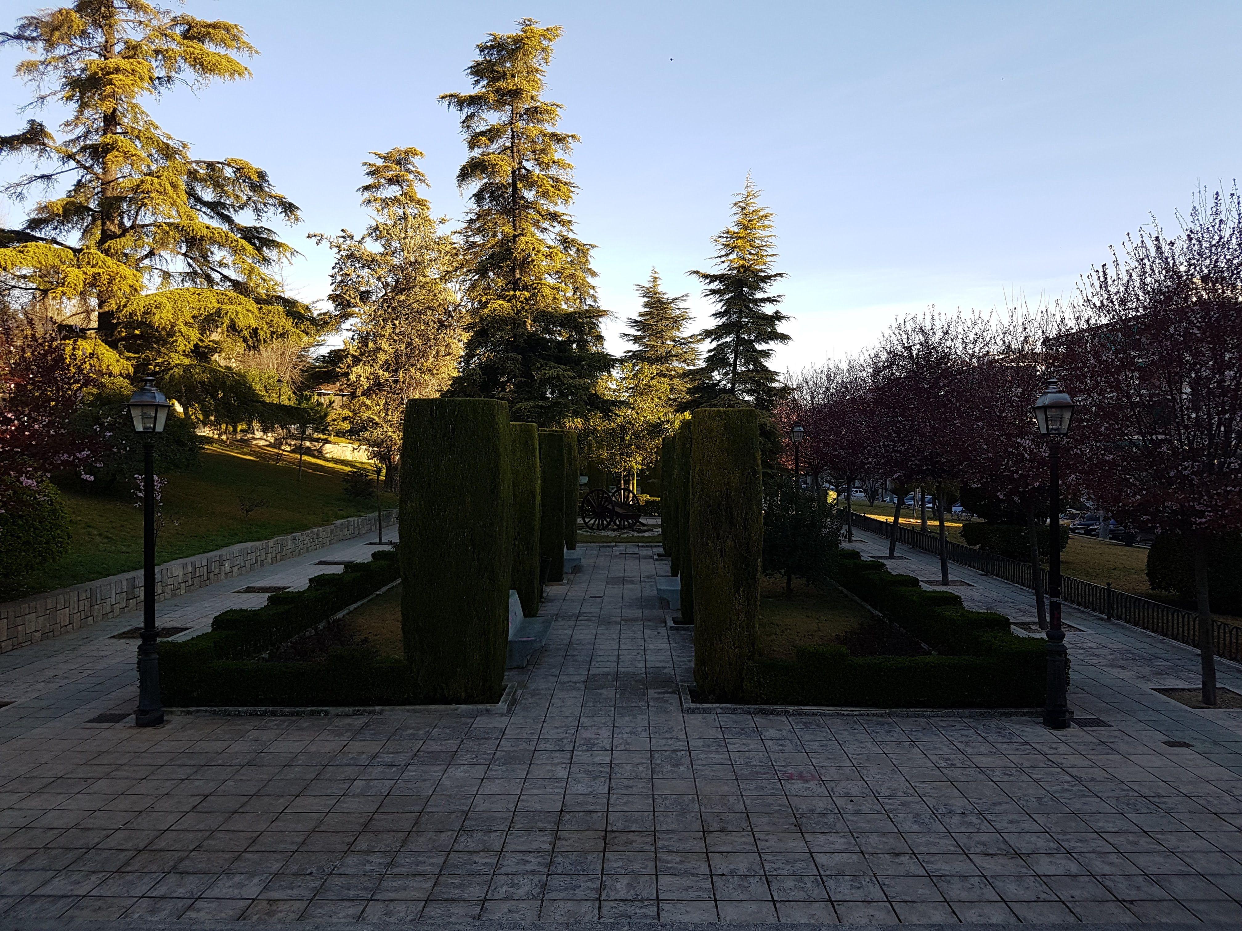parque Manuel Carrasco de Martos, Jaén