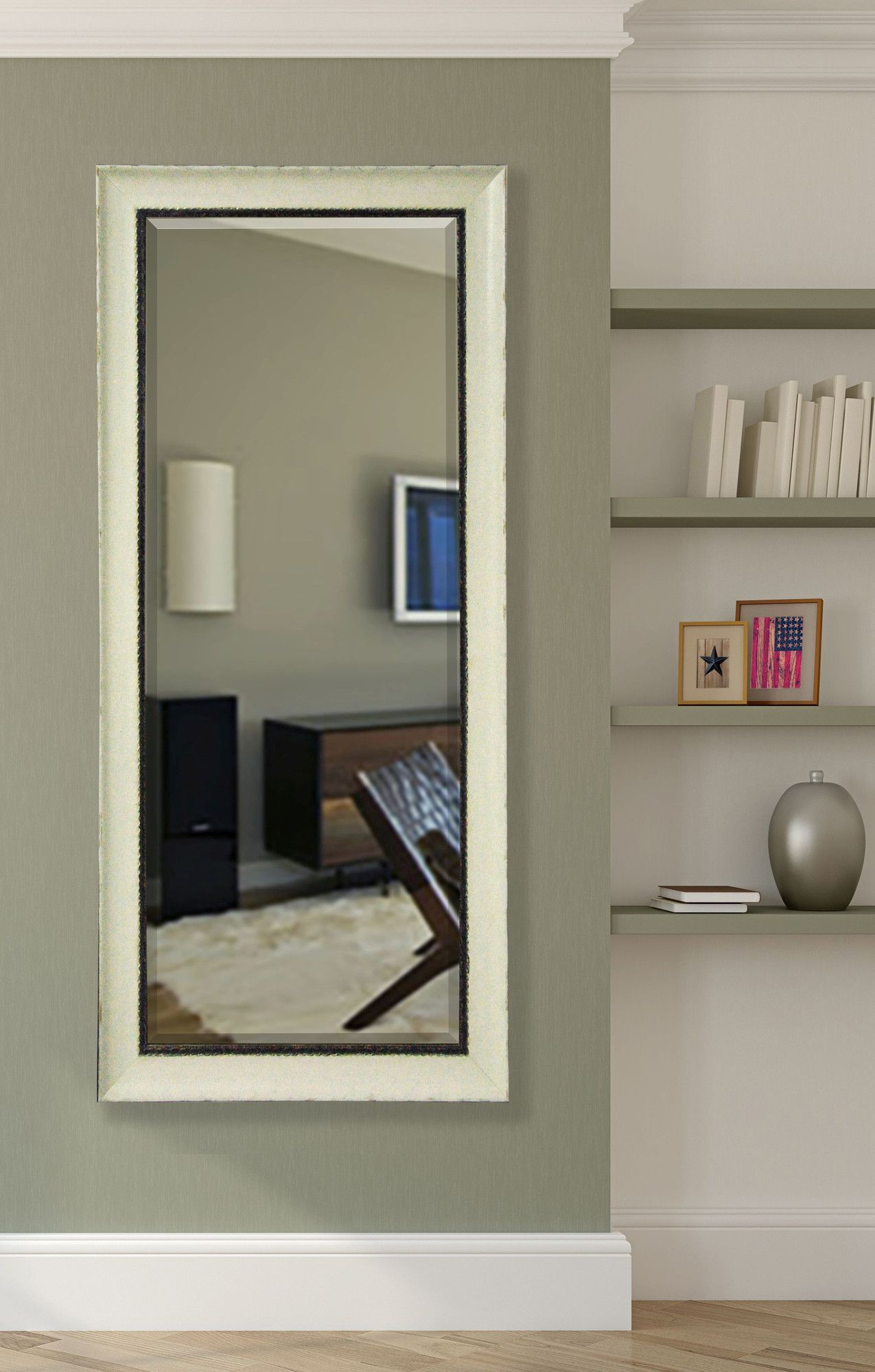 Peyton JaLee Jaded Extra Tall Floor Mirror   Home decor   Pinterest ...