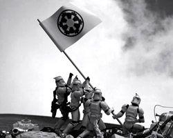 star wars recreations of famous photographs – Designboom