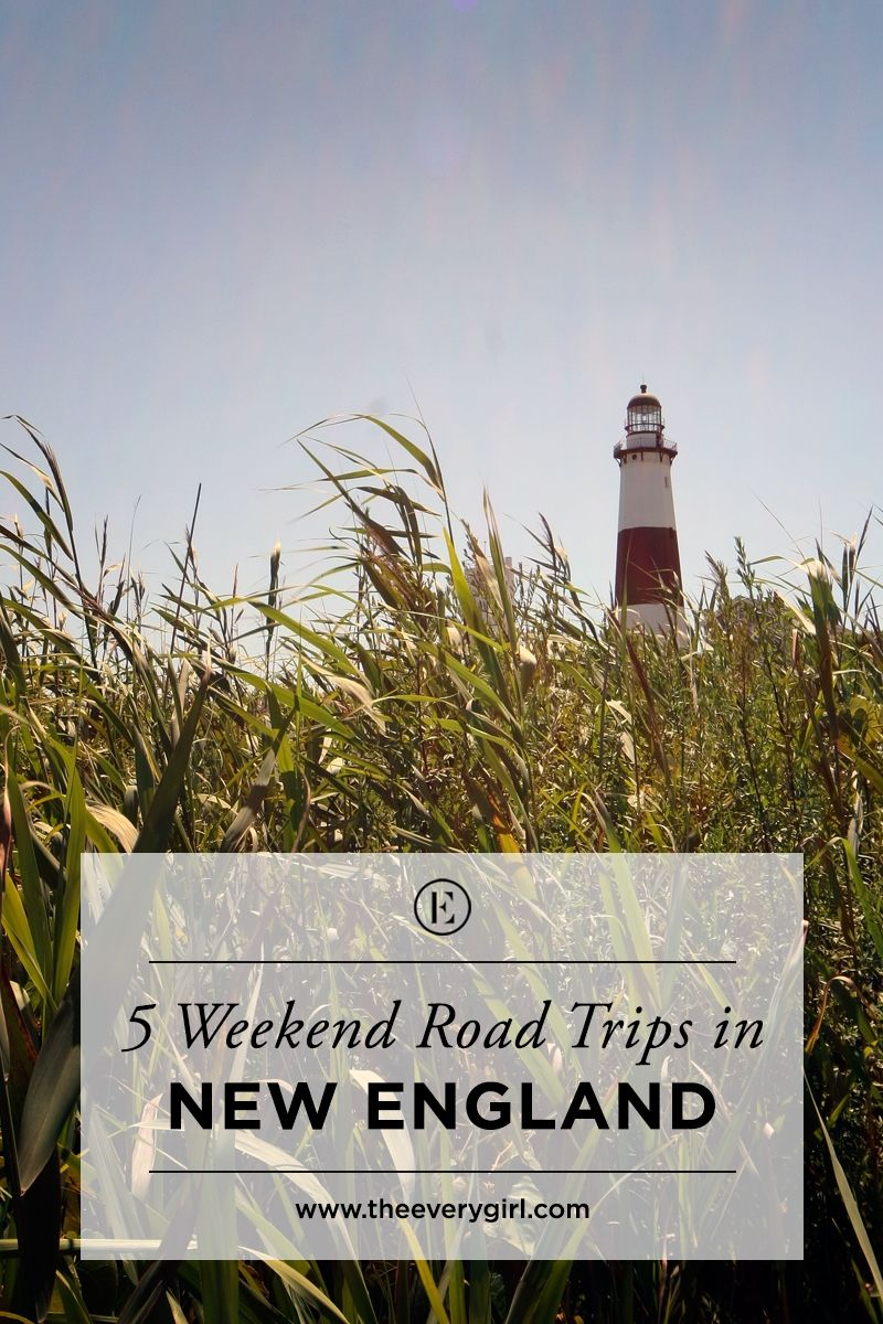 5 weekend road trips in new england road trips for East coast weekend trips