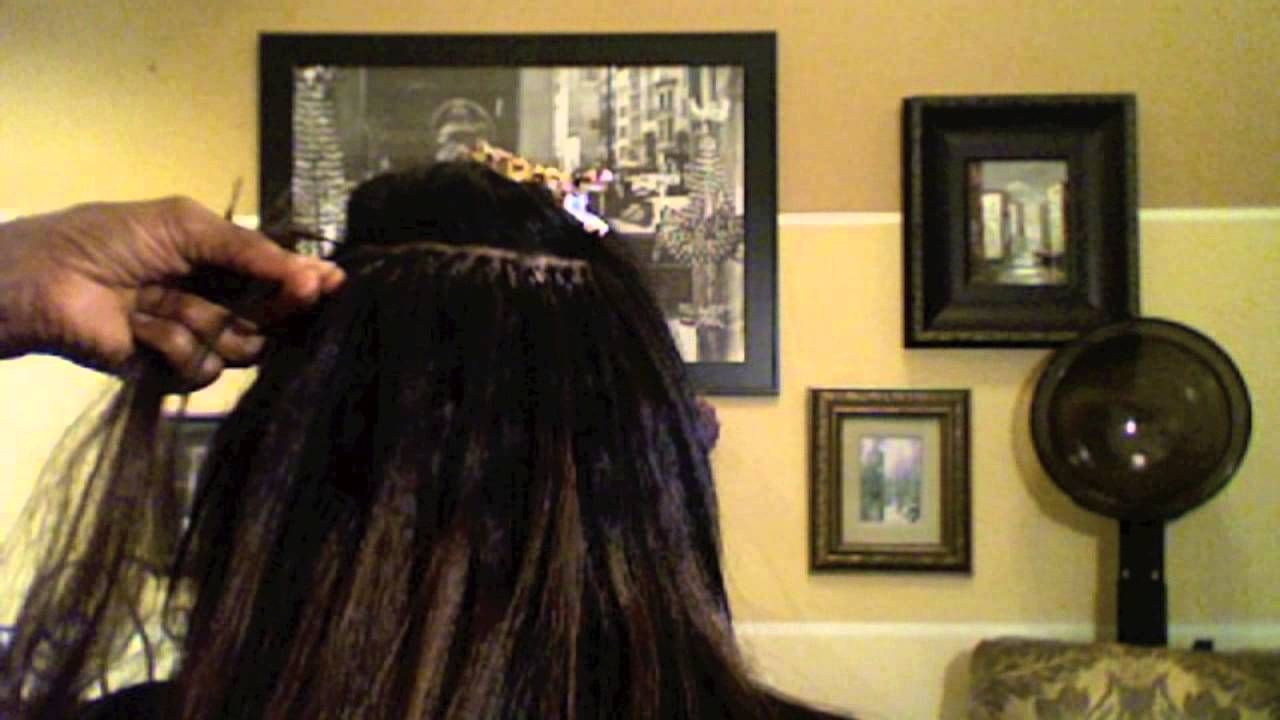 Strand By Strand Hair Extensions Nelson Did My Hair Pinterest