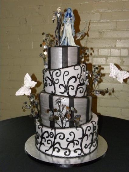Halloweddings! Inspiration & Ideas for Halloween-Themed Weddings ...