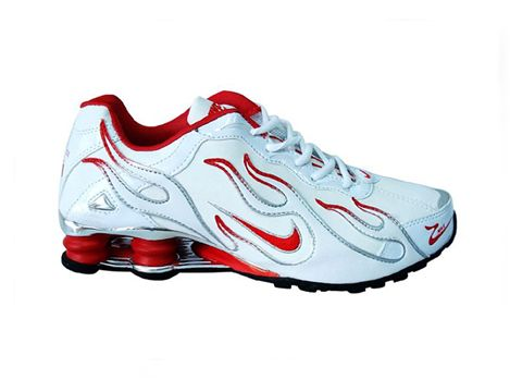 b9014cad48d6a3 Nike shox r4 torch red white black has been the most successful shoes in  the Nike Shox Shoes lineup and are available in our website.