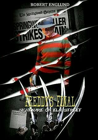 Pin by Cesar Sanchez on Krueger Pinterest Elm street and Horror