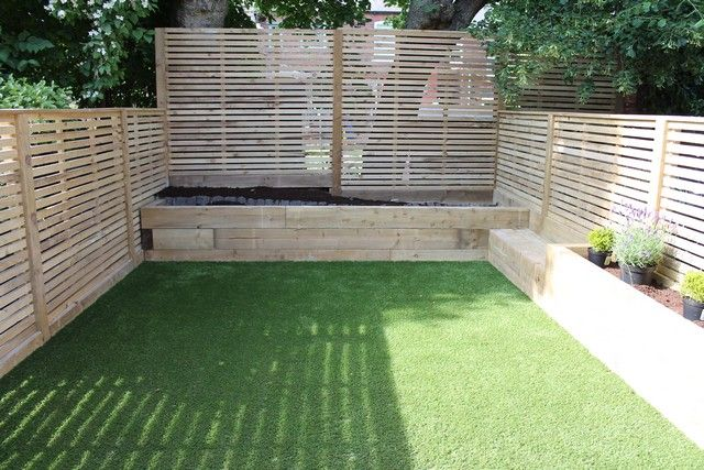 Railway Sleepers Garden Ideas   Google Search