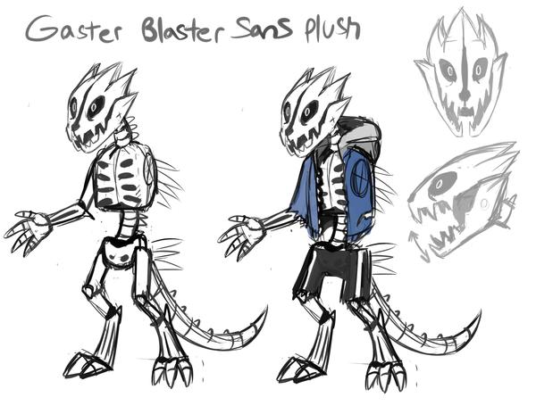 Gaster Blaster Sans Concept Art Gaster Blaster Sans Gaster Blaster Gaster
