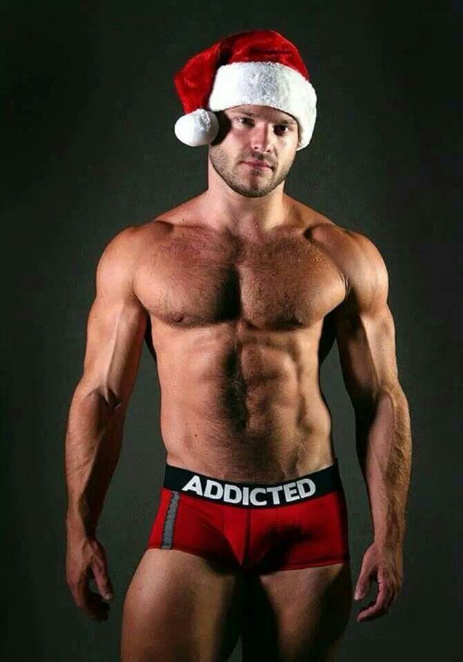 Christmas gay men