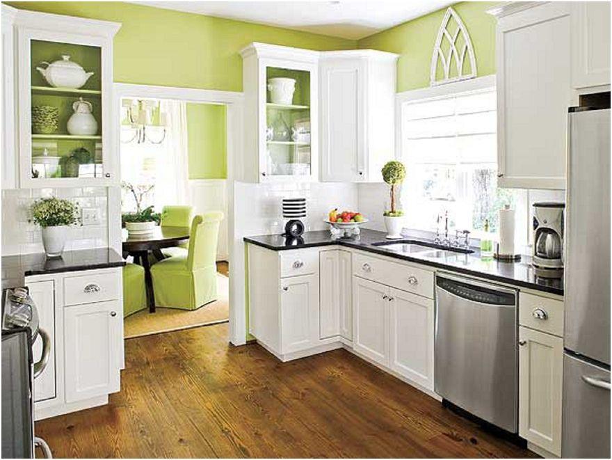 kitchen Dream Home Pinterest Kitchens Green kitchen and
