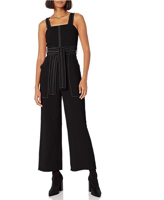 A X Armani Exchange Women S Jumpsuit Jumpsuits For Women Jumpsuit Fashion Womens Jumpsuits Black