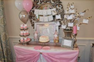 Plastic Tablecloths For Baby Shower