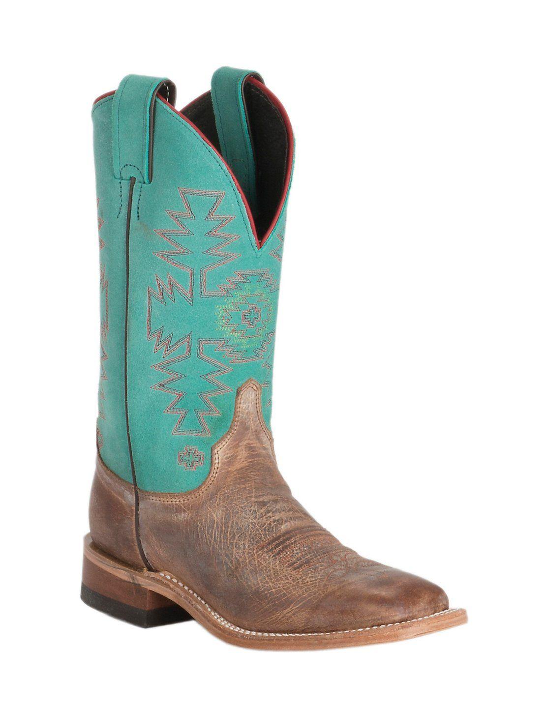 Ladies Dakota Sq Toe Boots