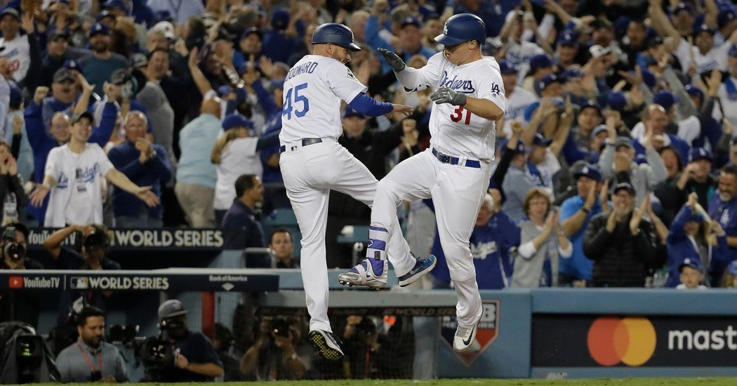 Opinion The Dodgers Lost But Los Angeles Is Winning Dodgers American Sports Los Angeles