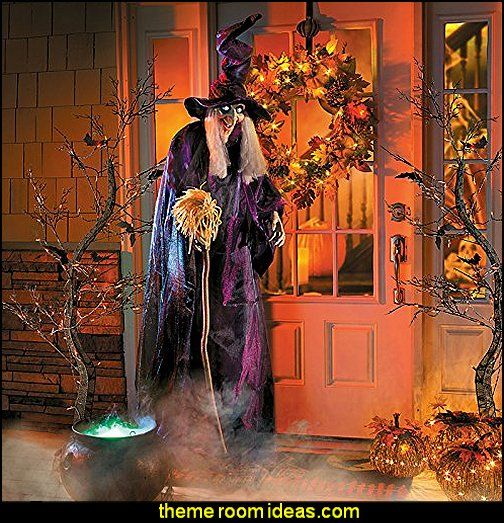 Halloween Decorating Props