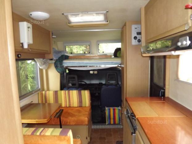 Camper Laika Caravan e Camper usati In vendita Savona
