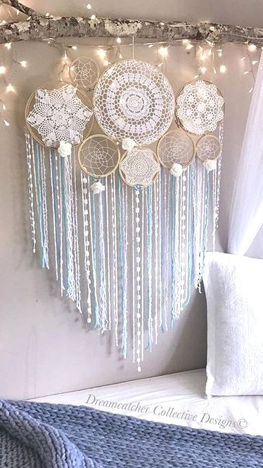 If Coming Up With Master Bedroom Decorating Ideas Can Be Fun Implementing Them Is Where You May Run Int Dream Catcher Bedroom Lace Dream Catchers Bedroom Nook