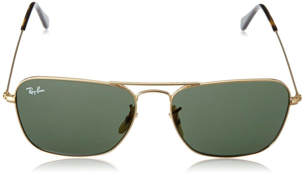 f990640a47cf0 Ray-Ban Men s 0RB3136 Rectangular Sunglasses