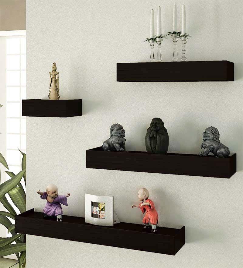 Home Sparkle Shelves Set Of 4