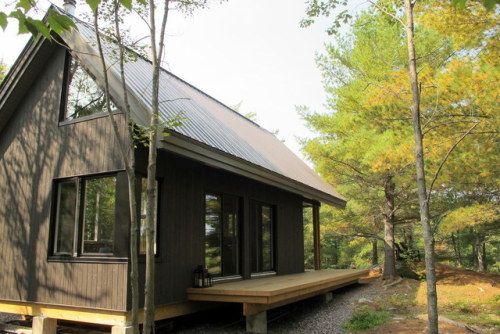 Ausland Cabin In Northern Ontario Off Grid Cabin Chalet Bois