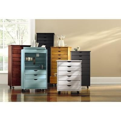 Home Decorators Collection Stanton 20 in. W Wrapping Cart ...