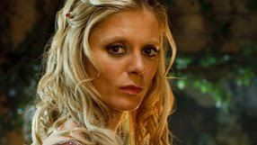 This is Morgause, she is Morgana's half-sister