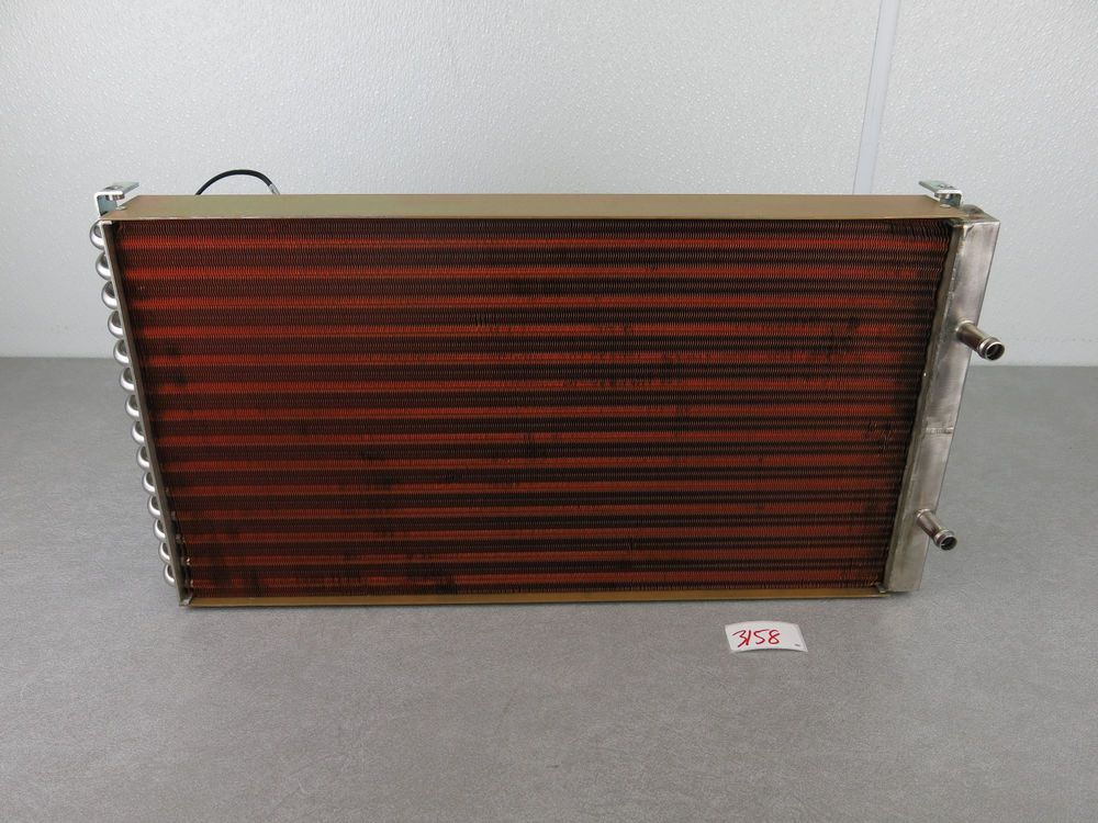 Thermatron Engineering Heat Exchanger 735MB00B01 Nidec ALPHA