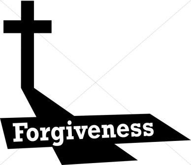 Image result for forgiveness clipart