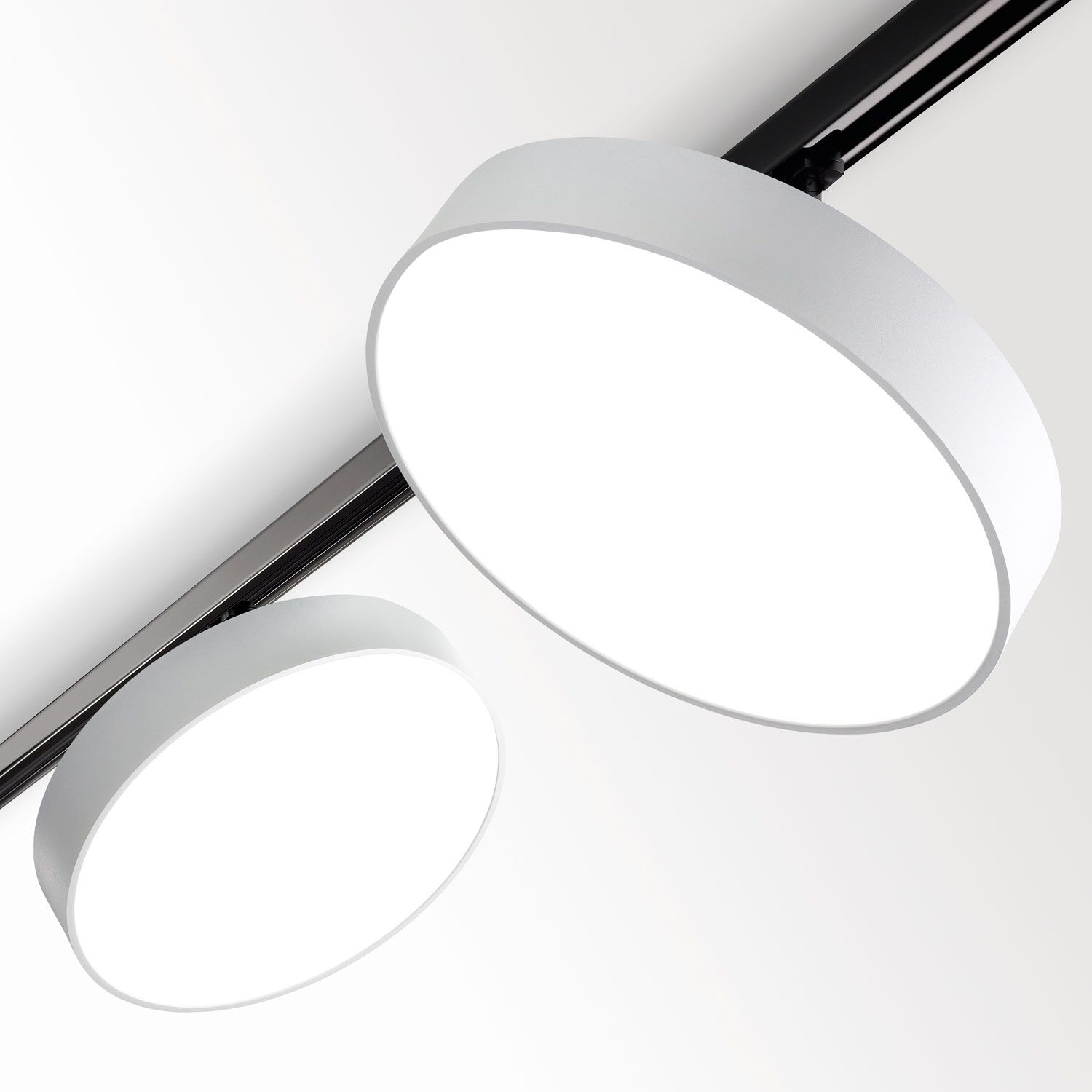 Supernova XS Pivot 260 AD by Delta Light   Ceilings and Light ...
