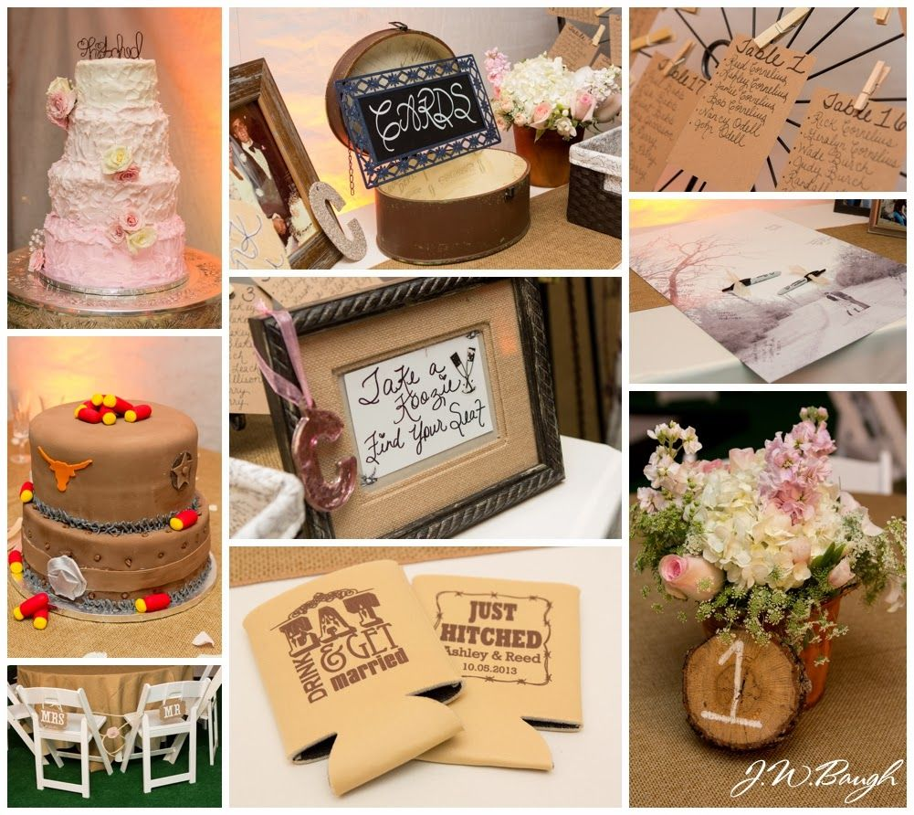 Tan and pink wedding details - pink and white wedding cake - Houston wedding photographer - JW Baugh Photography