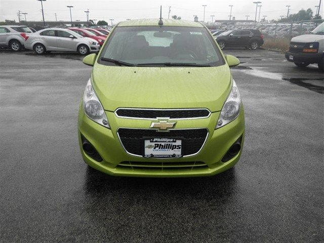 2013 Chevrolet Spark Jalapeno Metallic 11067988 Http Www