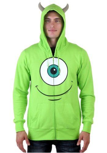 Monsters University Mike Halloween Costume Hoodie
