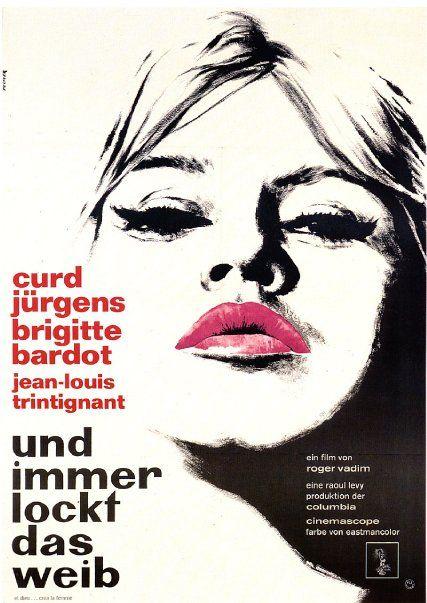 Pin Von Andre Reuse Auf Movie Posters Vintage Filmplakate Brigitte Bardot Filmplakate
