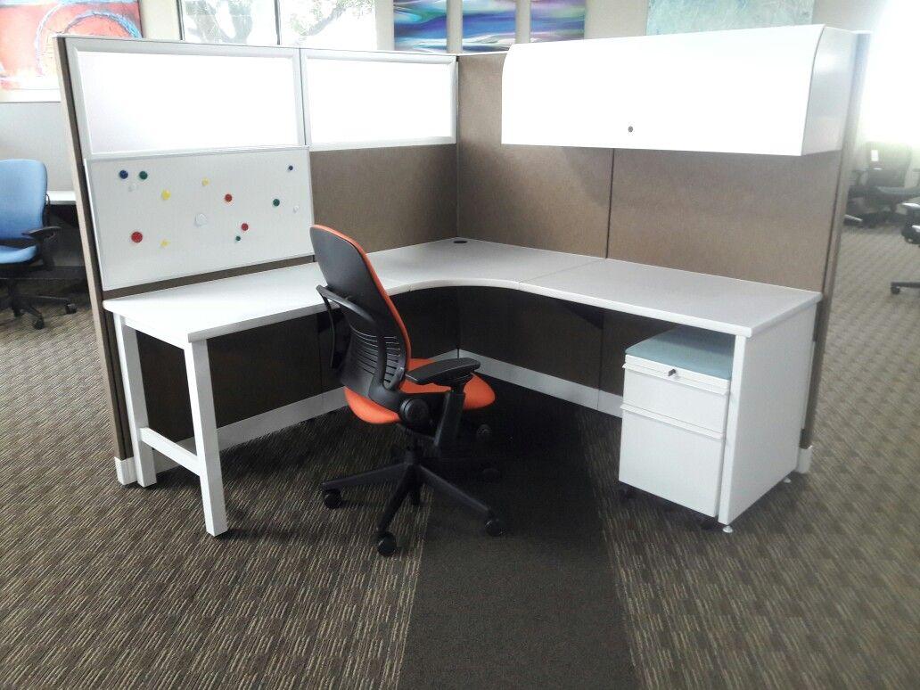 Refurbished Knoll Morrison Cubicles Lindsey Office Furniture Www