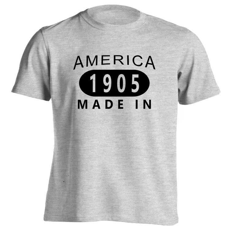 Mens 111th Birthday T-Shirt