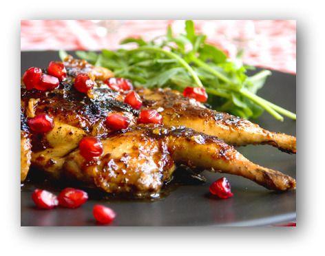 Crisp apples sweet honey tart pomegranate savory fish for Alaska fish and chicken menu