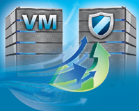 The most comprehensive data backup solution for virtual machines. Protect every single element of your virtual servers and maintain extensive backups in case of any eventuality.