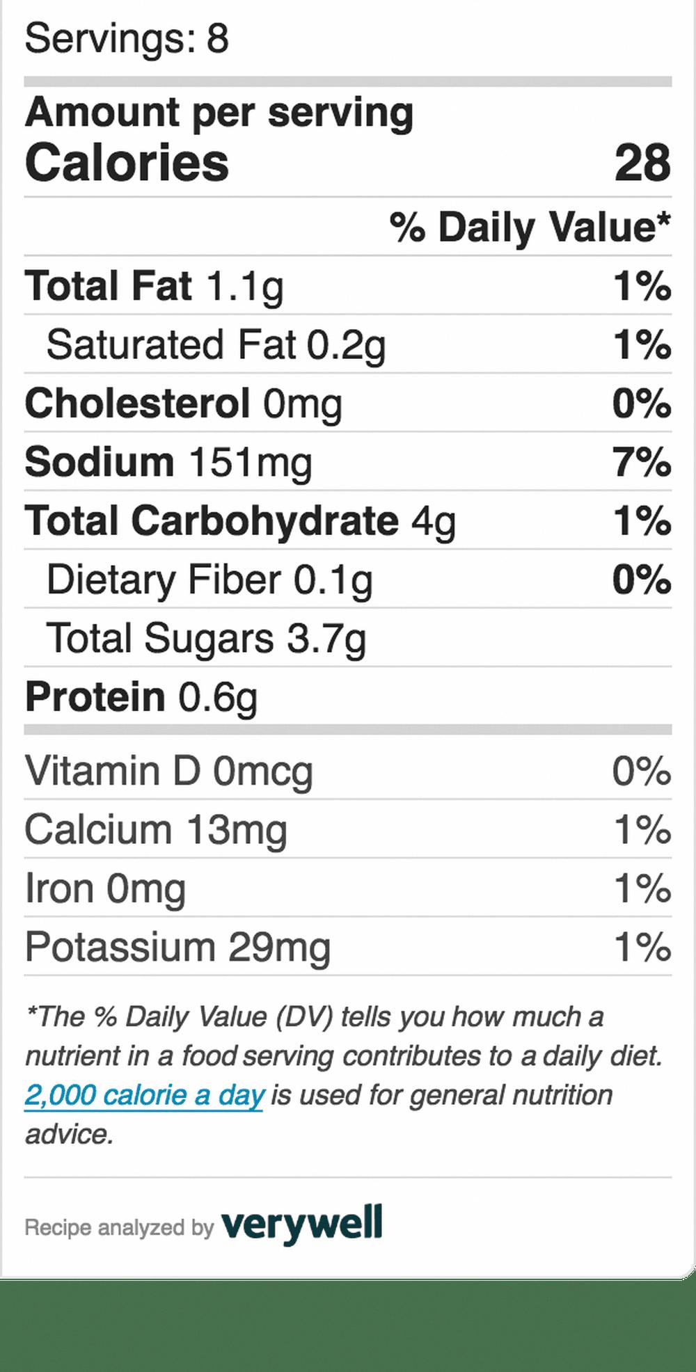 Creamy Balsamic Salad Dressing-Homemade Food Junkie #nutritionfactscalculator #nutritioncalculator