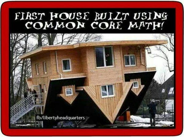 """Erick Erickson on Twitter: """"First house built with Common Core math. h/t @BrooklynPhenix http://t.co/tNbGh4bn9w"""""""