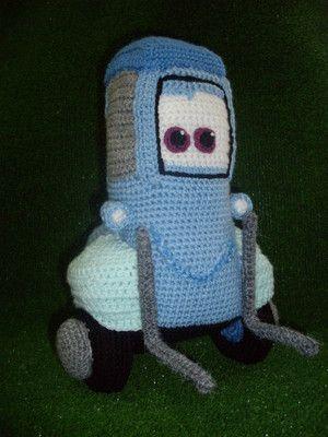 AMIGURIMIS - Bichitoscrochet   Automobiles   Pinterest   Roboter ...