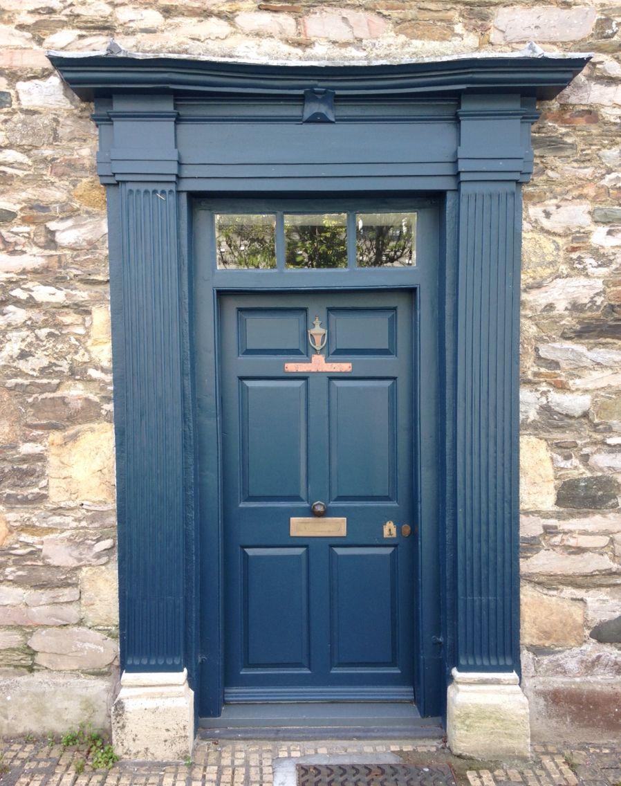 Farrow and ball hague blue colours pinterest hague blue front doors and doors - Farrow and ball hague blue ...