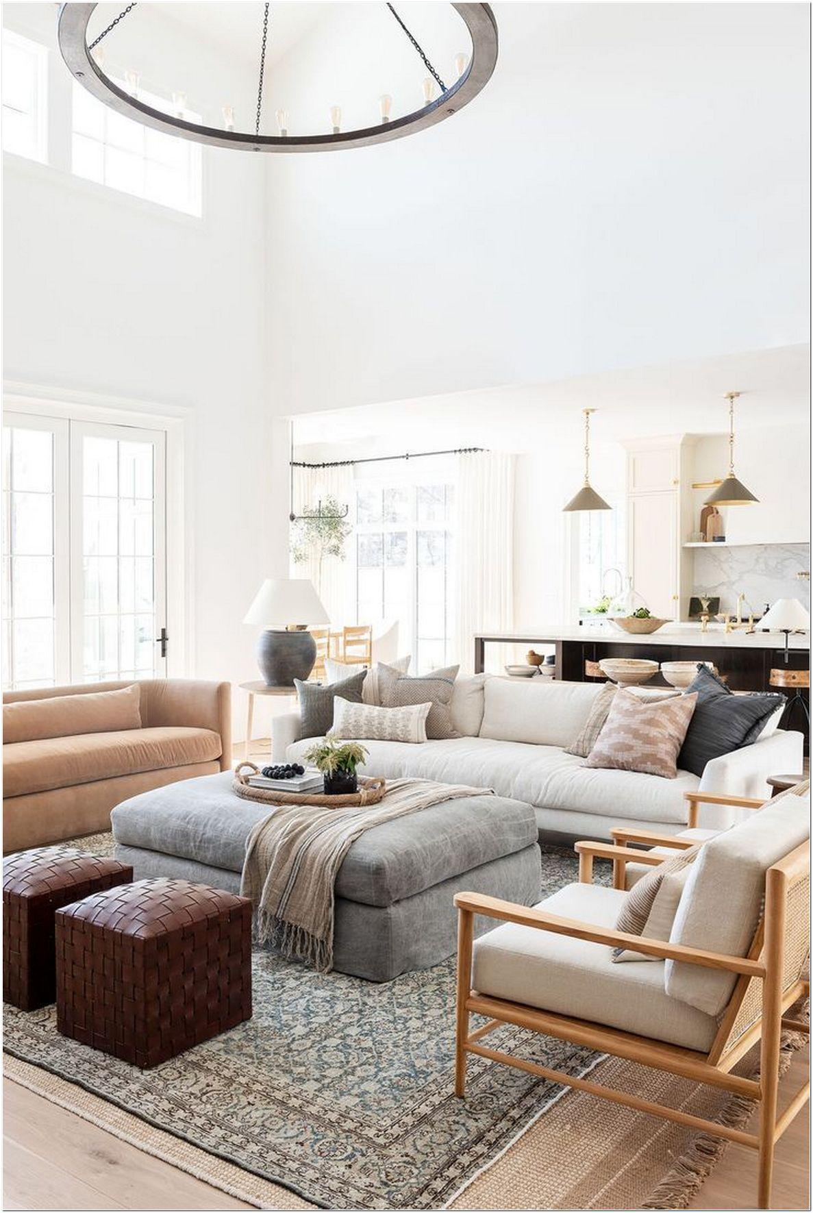 Very Small Living Room Design: 77 Boho Living Room Interior Designs